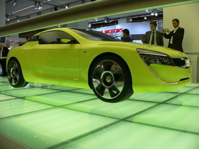 2007 Kia Kee Concept. Kia#39;s Euro Boss Hints At MX-5