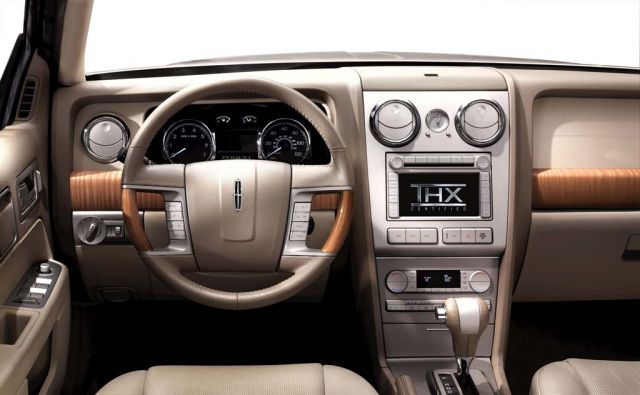 2007 lincoln mkz page 1 review the car connection. Black Bedroom Furniture Sets. Home Design Ideas