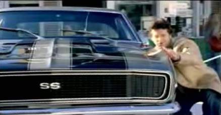2007 Super Bowl Ad Chevrolet Love