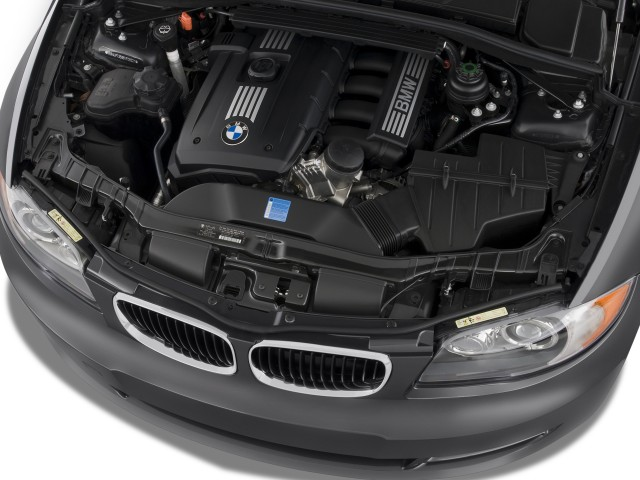 2008 BMW 1-Series 2-door Coupe 128i Engine #7945991