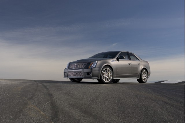 cadillac prices the cts v at 59 995 sales start nov 1. Black Bedroom Furniture Sets. Home Design Ideas