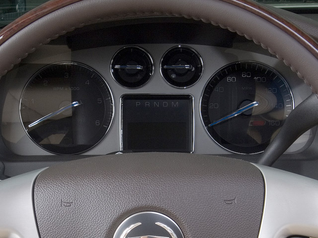 2008 cadillac escalade awd 4 door instrument cluster. Black Bedroom Furniture Sets. Home Design Ideas