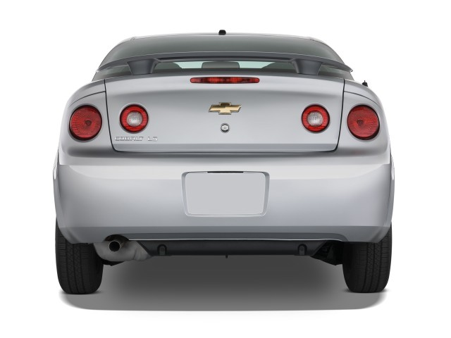 Image 2008 Chevrolet Cobalt 2 Door Coupe Ls Rear Exterior