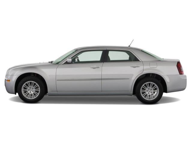 image 2008 chrysler 300 series 4 door sedan 300 touring. Black Bedroom Furniture Sets. Home Design Ideas