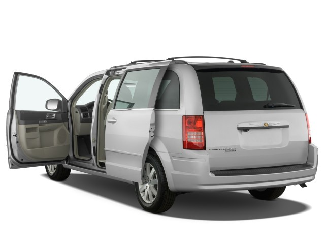 Chrysler Town Country 2008. 2008 Chrysler Town amp; Country