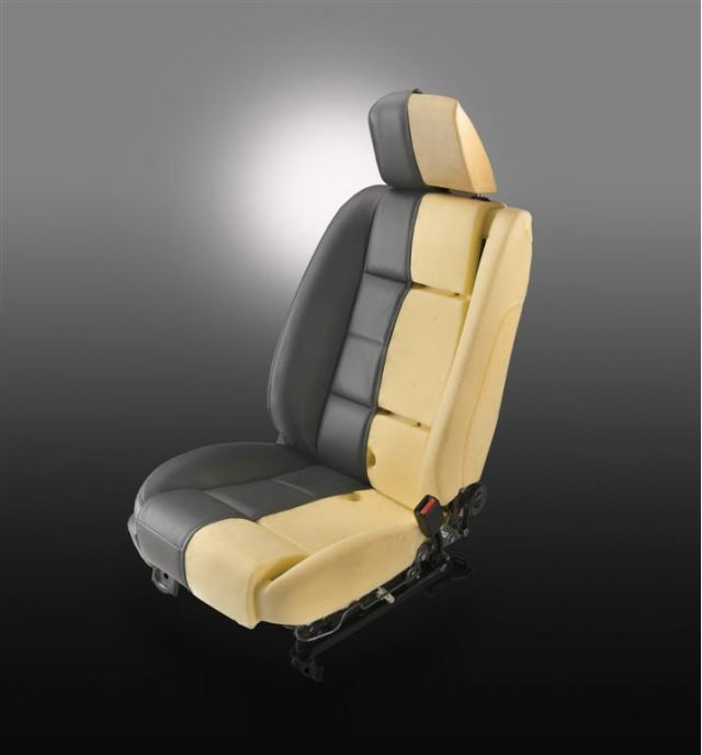 Ford F 150 S Organic Seats Offer Durable Alternative To