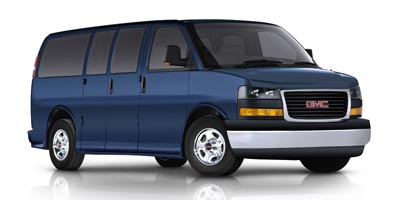 Locate GMC Savana Passenger listings near you
