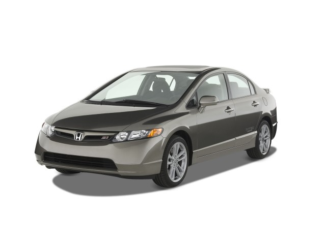 2008 honda civic si 4 door for sale. Black Bedroom Furniture Sets. Home Design Ideas