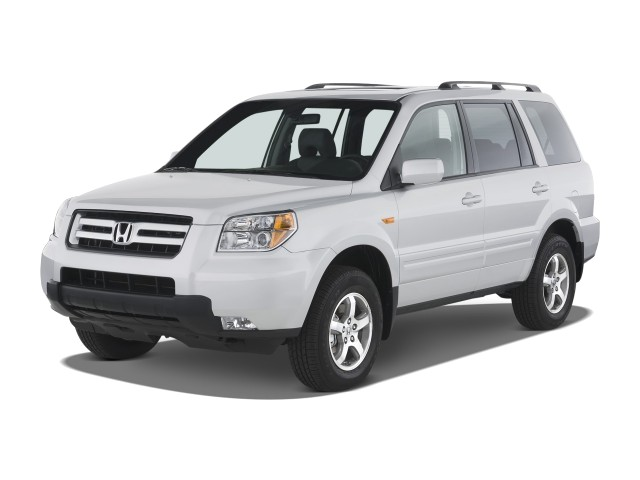 2008 honda pilot review ratings specs prices and. Black Bedroom Furniture Sets. Home Design Ideas