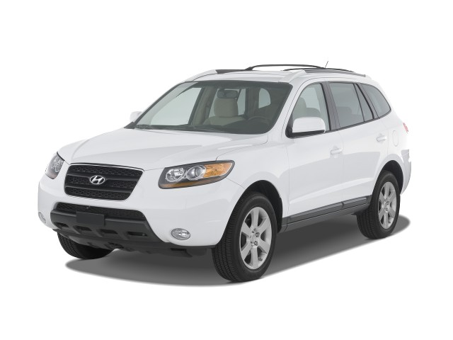 2008 hyundai santa fe review ratings specs prices and photos the car connection. Black Bedroom Furniture Sets. Home Design Ideas