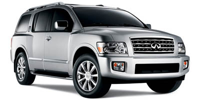 2008 infiniti qx56 review ratings specs prices and photos the car connection. Black Bedroom Furniture Sets. Home Design Ideas