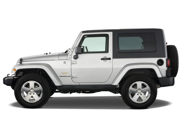 image 2008 jeep wrangler 4wd 2 door sahara side exterior view size 640 x 480 type gif. Black Bedroom Furniture Sets. Home Design Ideas