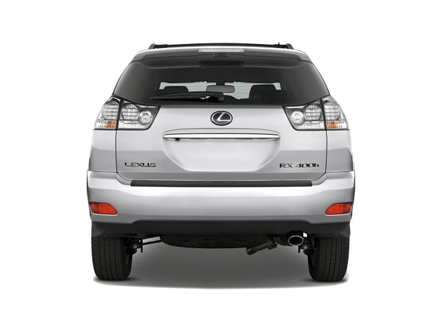 2008 Lexus Rx 400h Review Ratings Specs Prices And
