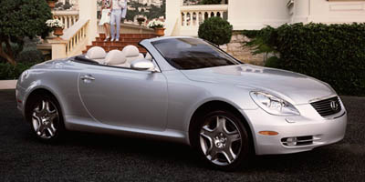 Lexus Sc Used Car Review