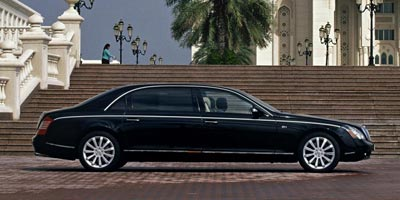 Locate Maybach 62s Listings Near You