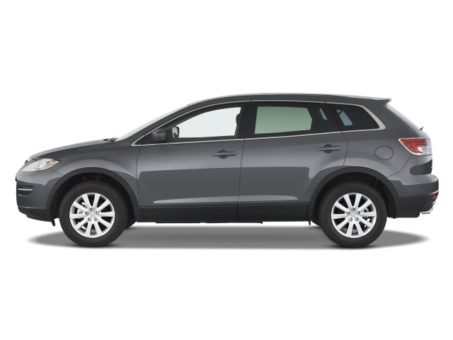 2008 mazda cx 9 review ratings specs prices and photos the car connection. Black Bedroom Furniture Sets. Home Design Ideas