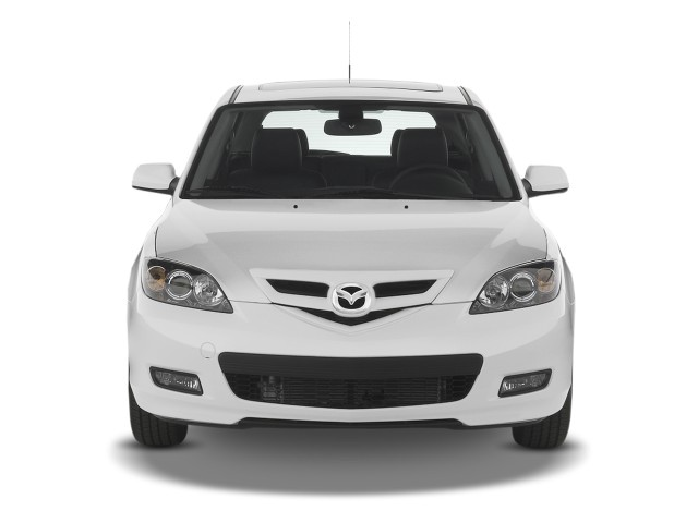 image 2008 mazda mazda3 5dr hb auto s grand touring front exterior view size 640 x 480 type. Black Bedroom Furniture Sets. Home Design Ideas