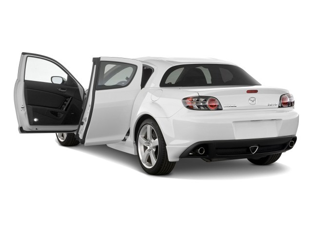 2008 Mazda RX-8 Pictures/Photos Gallery