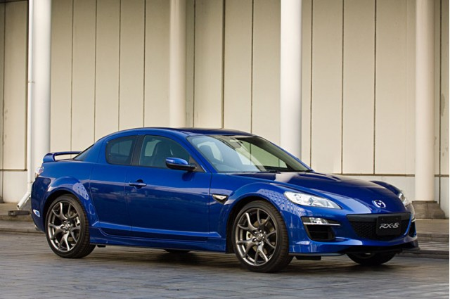 Mazda RX8  Car Pictures