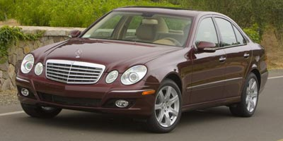 2008 Mercedes Benz E Class Luxury 3.5L RWD #7340114