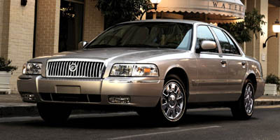 Very Last Mercury A Grand Marquis Rolls Off The Line
