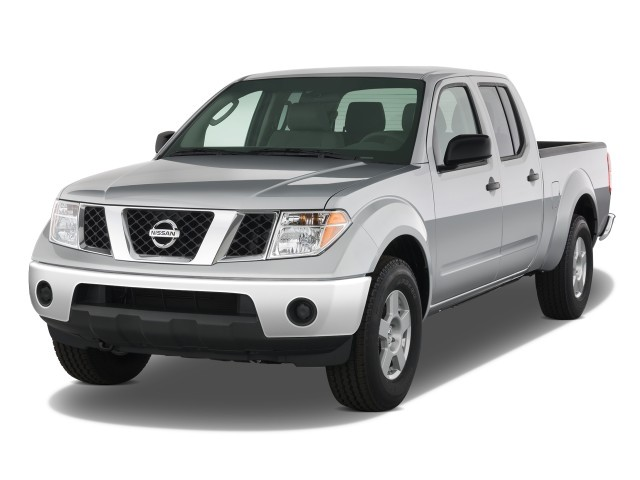 nissan frontier review the car connection autos post. Black Bedroom Furniture Sets. Home Design Ideas