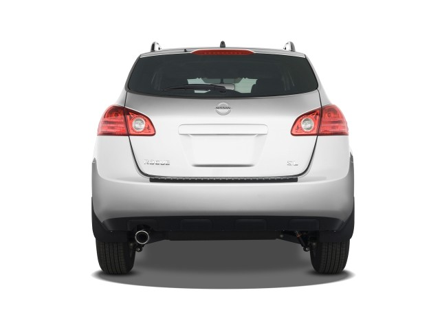 2008 Nissan Rogue Review Ratings Specs Prices And