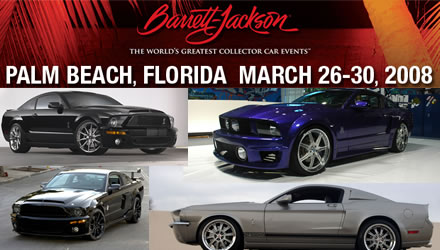 Acura Jackson on 2008 Barrett Jackson Palm Beach Mustang Auction Preview