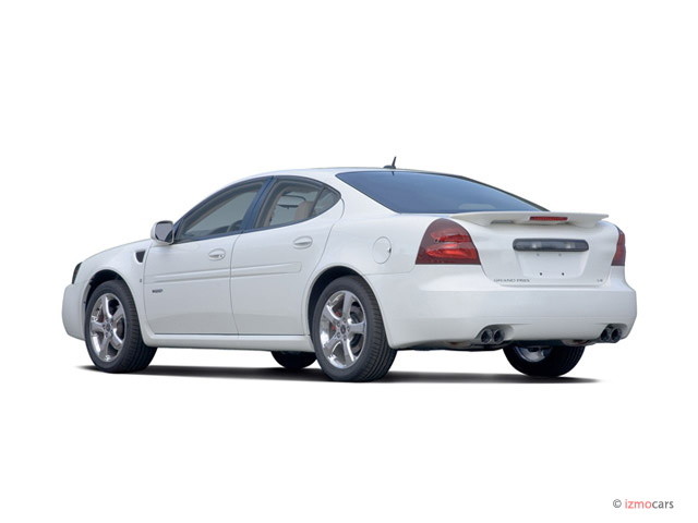 2008 pontiac grand prix pictures photos gallery green car reports. Black Bedroom Furniture Sets. Home Design Ideas