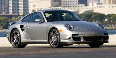 2008 Porsche 911 Carrera Turbo #9923051