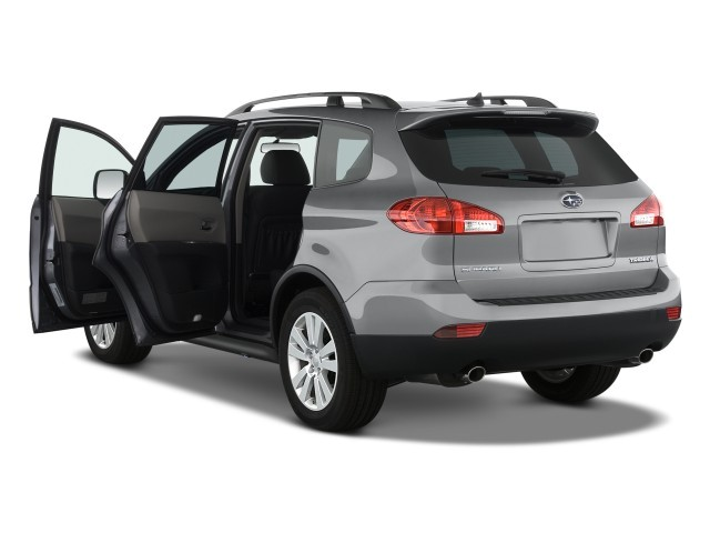 2008 subaru tribeca review ratings specs prices and. Black Bedroom Furniture Sets. Home Design Ideas