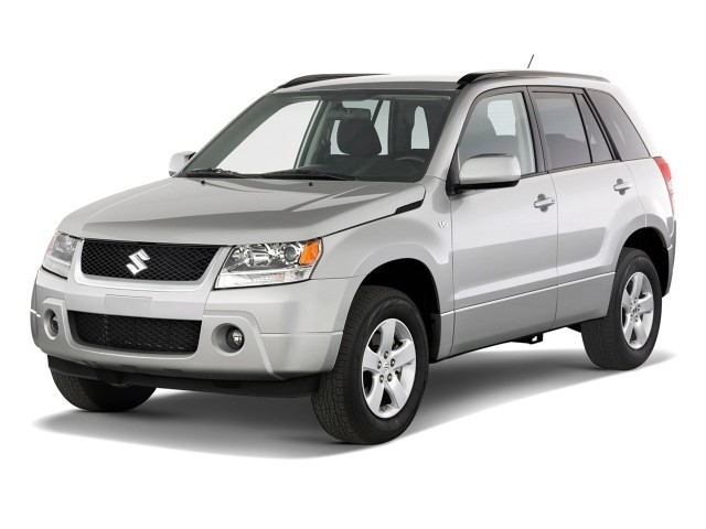 Used 4 Door Jeeps For Sale 2008 Suzuki Grand Vitara Review, Ratings, Specs, Prices ...