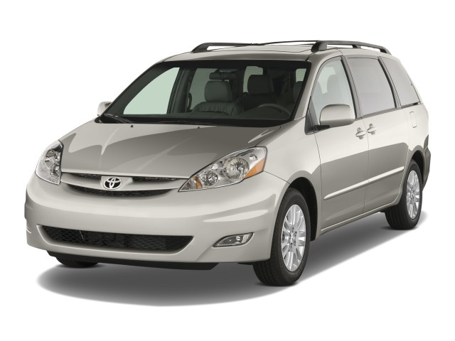 image 2008 toyota sienna 5dr 7 pass van xle fwd natl. Black Bedroom Furniture Sets. Home Design Ideas