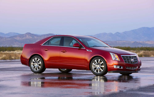 What Does Cts Stand For >> 2008 Cadillac CTS Review, Ratings, Specs, Prices, and ...