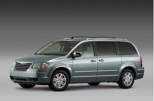 Recall for chrysler town and country