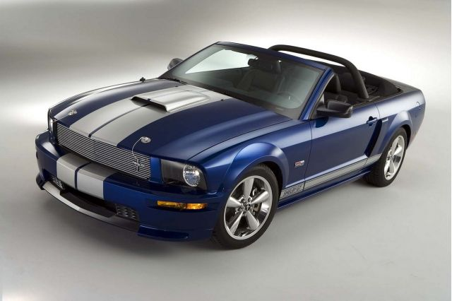 2008 Ford Mustang Shelby GT Convertible #9088862