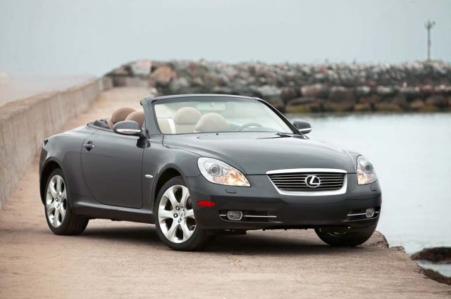 2008 Lexus SC430 Pebble Beach Edition #9350750