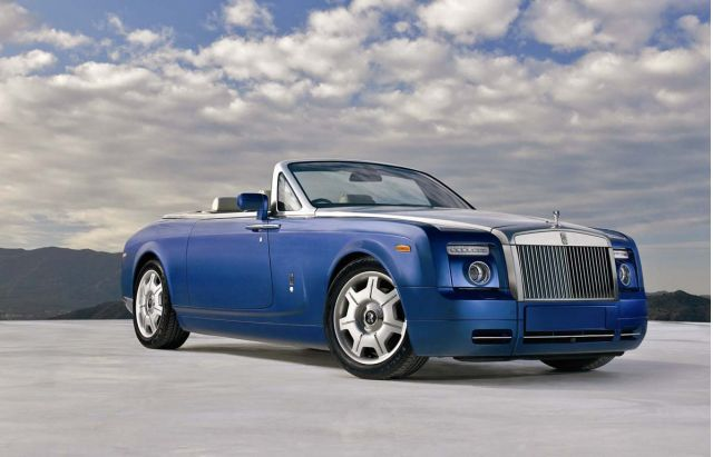 2008 rolls royce coupe