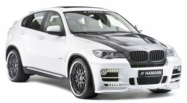Hamann S Latest Tuning Program Focuses On The Aerodynamics