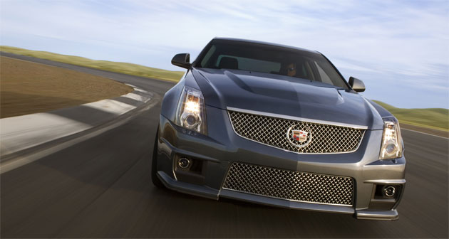 The CTS-V offers a remarkable value in the high-performance luxury sedan segment