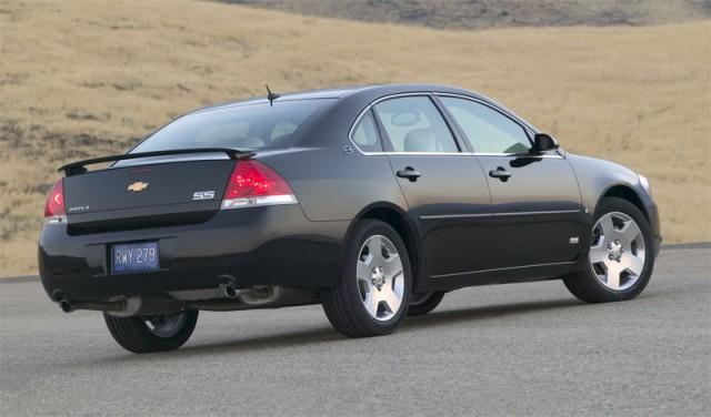 chevy cuts cobalt ss sedan impala ss from 2010 lineup. Black Bedroom Furniture Sets. Home Design Ideas