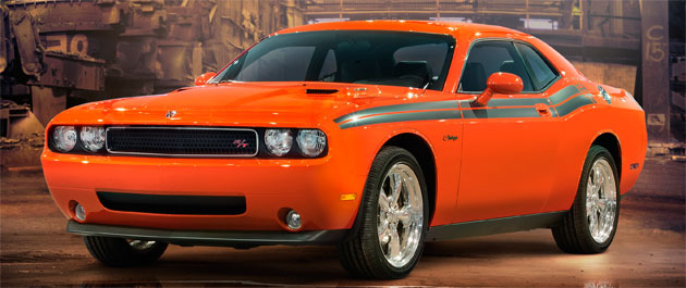 dodge officially unveils challenger r t classic. Black Bedroom Furniture Sets. Home Design Ideas