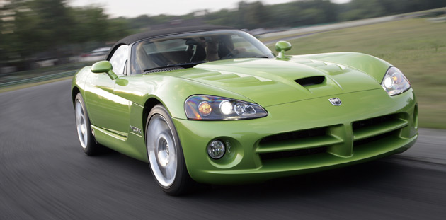 report dodge viper now eligible for employee pricing. Black Bedroom Furniture Sets. Home Design Ideas