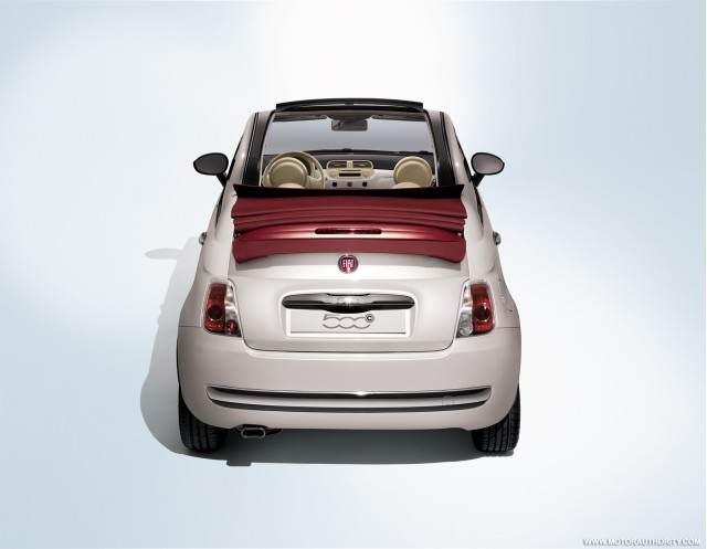 2012 Fiat 500 Cabrio by Gucci #7563557