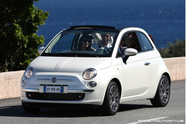 2012 Fiat 500 Cabrio by Gucci #8236296
