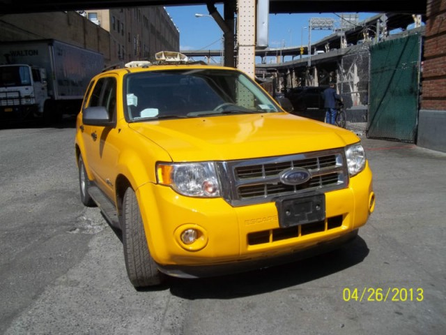 used high mileage hybrids yellow taxi paint thrown in for free. Black Bedroom Furniture Sets. Home Design Ideas