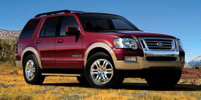 2009 ford explorer review ratings specs prices and photos the car connection. Black Bedroom Furniture Sets. Home Design Ideas