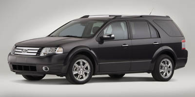 2009 ford taurus x review ratings specs prices and photos the car connection. Black Bedroom Furniture Sets. Home Design Ideas