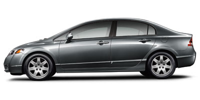 2009 honda civic review ratings specs prices and. Black Bedroom Furniture Sets. Home Design Ideas
