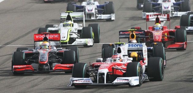The 2009 Hungarian GP race results were overshadowed by the previous day's life-threatening crash of Ferrari's Felipe Massa